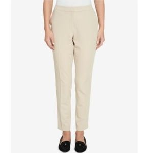 Tommy Hilfiger Pyrn Woven Beige Pants